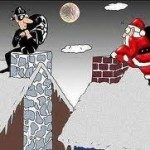 prevent the Christmas burglary